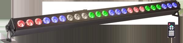 Ibiza Light LEDBAR24-RC