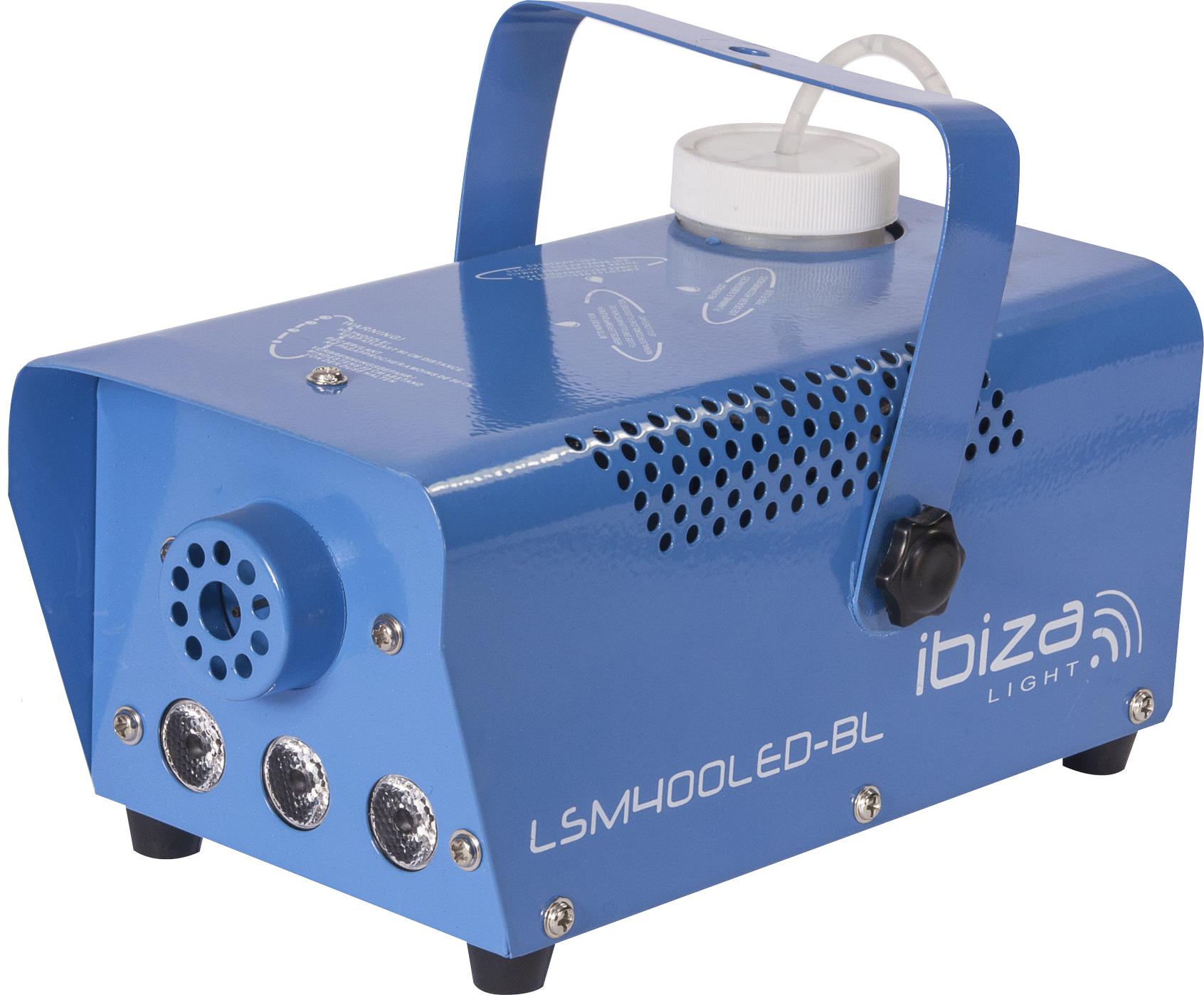 Ibiza Light LSM400LED-BLU