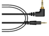 Pioneer DJ HDJ-S7-K Replacement Coled cable 1,6m