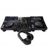 Pioneer DJ XDJ-700x2, DJM-450 and HDJ-X5-K