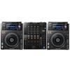 Pioneer DJ XDJ-1000MK2 x2, DJM-750MK2 and HDJ-X7-K