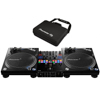 PLX-1000 x2, DJM-S9, DJC-S9 BAG