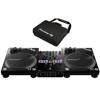 Pioneer DJ PLX-1000 x2, DJM-S9, DJC-S9 BAG