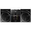 Pioneer DJ PLX-500-Kx2, DJM-250MK2
