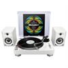 Pioneer DJ PLX-500-W, DM-40-W
