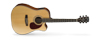 Cort MR-710F CUTAWAY & MIC - NATURAL (CF)
