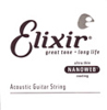 Elixir 15159 80/20 Bronze Single Acoustic Guitar NANOWEB 059