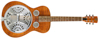Dobro Hound Dog Deluxe Round Neck | VINTAGE BROWN