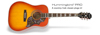 Hummingbird Pro Faded Cherryburst CF