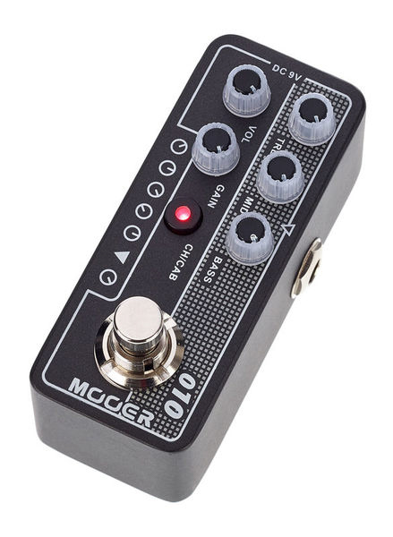 Mooer Micro PreAMP 010 Two Stone