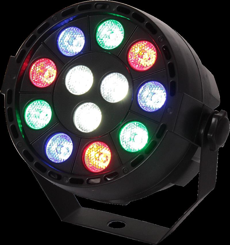 Ibiza Light PAR-MINI-RGBW