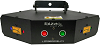 Ibiza Light LZR360RGB-FX