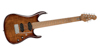 Sterling by Music Man JP157FM Island Burst