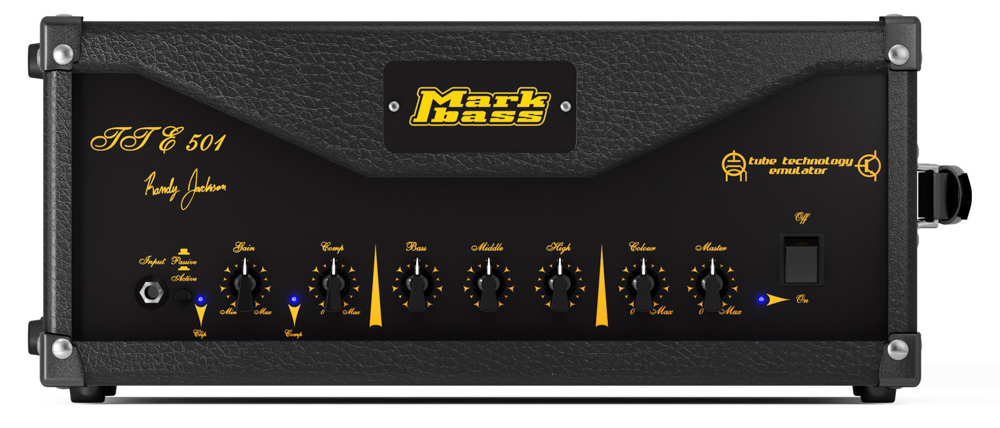 Markbass TTE 501 Head Single Style