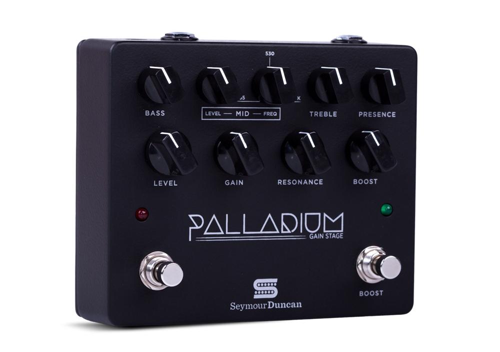 Seymour Duncan  Palladium Gain Stage Black