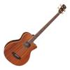 4 String Acoustic Bassall Mahogany