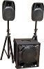 Ibiza Sound CUBE1100-BT