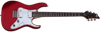 Banshee-6 SGR By Schecter Metallic Red