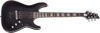 Schecter C-1 Platinum Satin Black