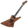 Schecter E-1 KOA Natural Satin Lefthand