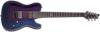 Schecter Hellraiser Hybrid PT 7 Ultra Violet