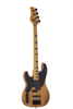 Schecter Model T Session Aged Natural Satin Left Hand