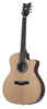 Schecter Orleans Studio Acoustic Natural Satin
