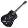 Schecter RS-1000 Busker Acoustic Gloss Black