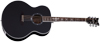Schecter Synyster Gates J Acoustic Gloss Black