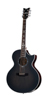 SYNYSTER Gates-GA SC-Acoustic Trans Black Burst Satin