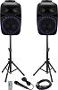 Ibiza Sound PKG12A-SET