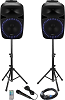 Ibiza Sound PKG15A-SET