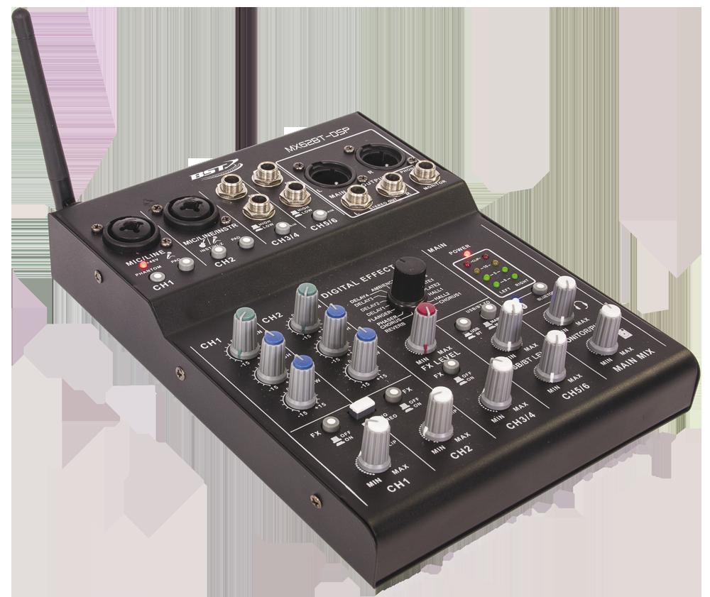 BST MX62BT-DSP