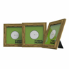 Glorious 7-inch Vinyl Frames Set Rosewood