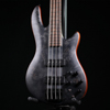 H-1004 Horizon Bass Guitar See Thru Black Satin