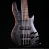 LTD H-1005 Horizon Bass Guitar See Thru Black Satin
