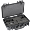 DPA 4015C Stereo Pair with Clips and Windscreens in Peli Case