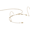 DPA 4066 Omni Headset Mic, Beige, Mini-Jack, Small