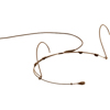 DPA 4066 Omni Headset Mic, Brown, 3-pin LEMO