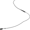 DPA 4088 Directional Miniature Mic Boom, Black, 3-pin LEMO