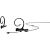 DPA 4166 Slim Omni Flex Headset Mic, 110 mm Boom, Black, Mini-Jack