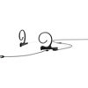 DPA 4166 Slim Omni Flex Headset, 90 mm , Black, Shure Mini-XLR
