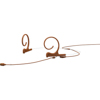 DPA 4266 Omni Flex Headset Mic, 90 mm Boom, Brown, 3-pin LEMO