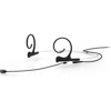 DPA 4288 Cardioid Flex Headset, 100 mm , Black, Shure Mini-XLR