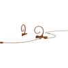 DPA 4288 Cardioid Flex Headset, 120 mm , Brown, 3-pin LEMO