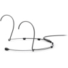 DPA CORE 4066 Omni Headset Mic, Black, 3-pin LEMO