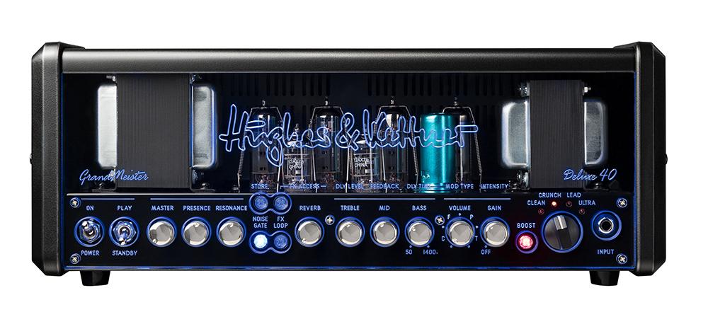 Hughes & Kettner GM40 Deluxe Head