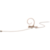DPA CORE 4166 Slim Omni Flex Earset, 110 mm , Beige, 3-pin LEMO