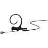 DPA CORE 4166 Slim Omni Flex Earset, 40 mm , Black, MicroDot