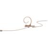 DPA CORE 4166 Slim Omni Flex Earset, 90 mm , Beige, MicroDot